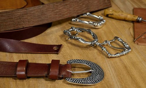 personal belt construction